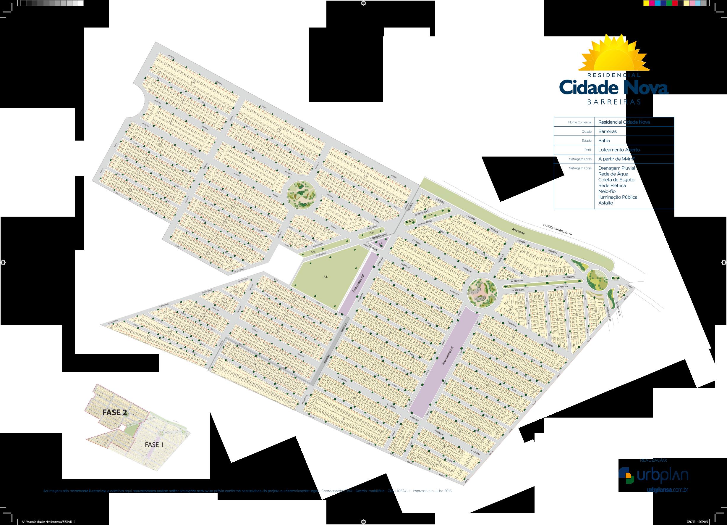 Residencial Cidade Nova