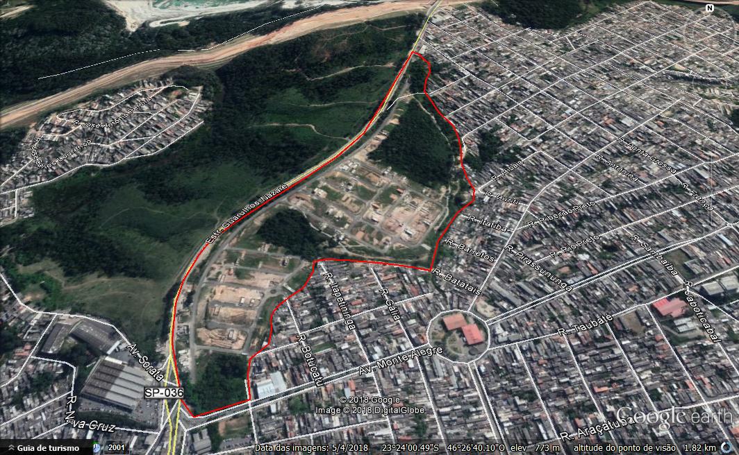 Parque Nova Guarulhos