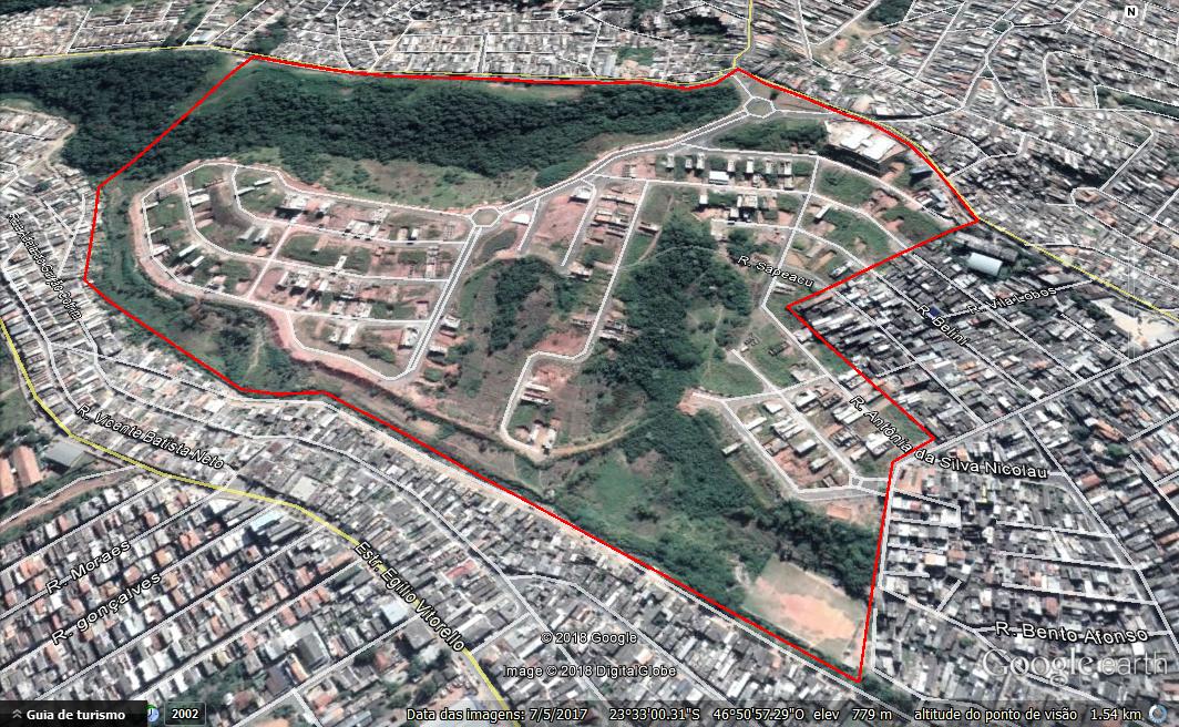 Parque Jacarandá